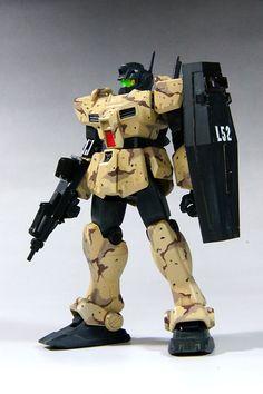RGM-79C GM Type C: Custom Paint