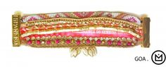 Bracelet Hipanema Goa (69€)