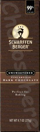 ★★ Scharffen Berger Unsweetened Mini-Chef Bar I find this edible, but not great. Plus, their labor practices are horrible. American Chocolate, Sample Recipe, Unsweetened Chocolate, How To Make Chocolate, Cocoa, Bar, Mini, Theobroma Cacao, Hot Chocolate