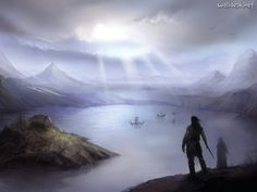 mitologia nórdica - midgard