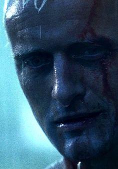 Rutger Hauer as Roy Batty in Blade Runner Movie Shots, I Movie, Roy Batty, Rutger Hauer, Blade Runner 2049, Ridley Scott, Fiction Movies, Still Photography, The Best Films