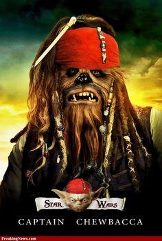 Captain Chewbacca