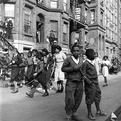 harlem + collective - Harlem, 1938.Photos: Hansel Meith