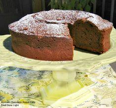 Mexican Chocolate Pound Cake #fooddonelight #chocolatecake #healthycake