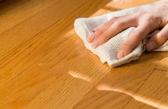 Hardwood Floor Cleaner:   Lemony Eco-Friendly Floor Cleaner Recipe  1 gallon water   3/4 cups olive oil   1/2 cup rubbing alcohol   1/2 cup lemon juice  Mix in bucket and mop!