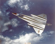 "US - Lockheed and Kelly Johnson's ""CL-1980"" - Fighter Design Proposal put Forward to the USN  and USAF in 1973"