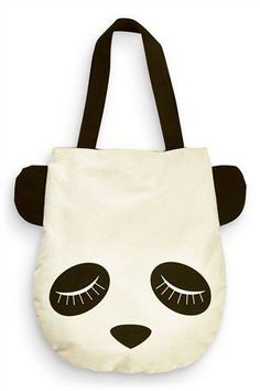 Panda shopper bag, don't think I would pay £10.50 for it though.