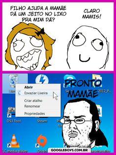 É sempre bom ajudar a mãe ♥