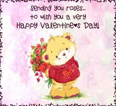 Send free greeting cards, birthday cards, thank you cards, and more for ever occasion! Free animated holiday cards for your friends and loved ones. Diy Valentines Cards, Happy Valentines Day Card, Valentine Special, Romantic Cards, Online Greeting Cards, Cute Texts, Love Quotes For Him, Cute Cards, Cute Baby Animals