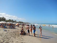 Playa Parguito, Isla de Margarita. Venezuela.