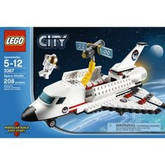 Lego Space shuttle - available at Target, Walmart and Toys R us
