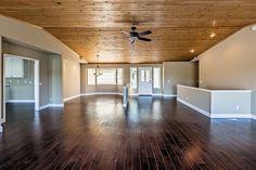 maple hardwood floor pine ceiling - Google Search