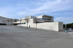 Galería - Referente: Centro deportivo Llobregat / Álvaro Siza Vieira - 5