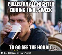 Priorities of a Lazy College student