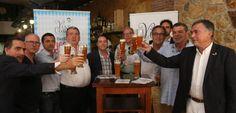 En plena #Fiesta  de la #Cerveza  de Vive el Centro 2014 ¿Aún no has venido? #Malaga