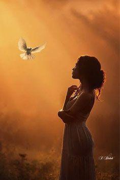 (5) Inicio / Twitter Alone Photography, Scenery Photography, Photography Women, Image Zen, Raindrops And Roses, Bride Of Christ, Prophetic Art, Beautiful Fantasy Art, Jolie Photo