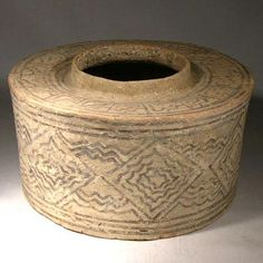 indus valley painted pot | Indus Valley Bowl - After