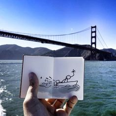 Bay-lyx ! #Elyxyak #GoldenGate #SanFrancisco