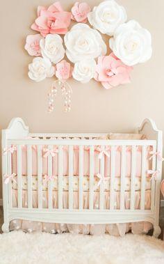 quality design f9798 5d6a9 Nursery Ideas 135 Baby Girl Bedroom Ideas, Baby Girl Room Decor, Baby Room  Ideas