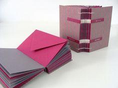 envelope guest book!