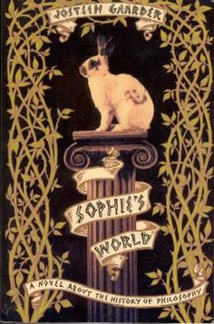 """Life is both sad and solemn. We are let into a wonderful world, we meet one another here, greet each other—and wander together for a brief moment. Then we lose each other and disappear as suddenly and unreasonably as we arrived."" ~ Jostein Gaarder ~ Sophie's World ~ 1991"