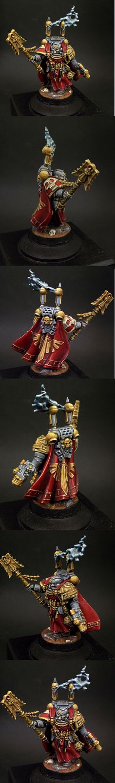 hapoticaire space marine limited series.
