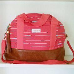 Sew Sweetness Aeroplane Bag