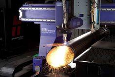 Наиболее значимым критерием уровня производства является результат.  #строительство #проект #проектирование #металлоконструкции http://xn--24-6kcao3dxa.xn--p1ai/news/223-Metalloobrabotka-i-metody-rezki-metalla