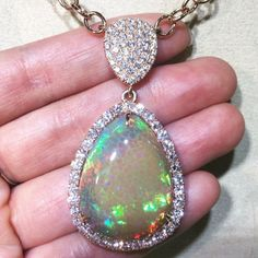 Opals, diamonds and rose gold...oh myyyy! #opalsaustralia