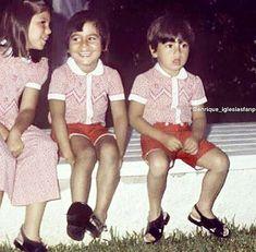 Enrique Iglesias, My Idol, Anna, Julio Iglesias, Sons
