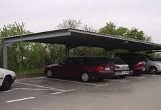 Resultado de imagen para marquesinas para coches