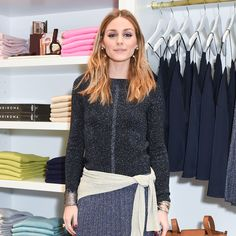 Olivia Palermo and Banana Republic Launch a New Series of Pop-Up Shops
