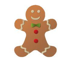 figuras galletas navideñas - Buscar con Google
