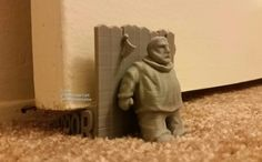 Something we liked from Instagram! 3D Printed Hodor Door Stop. Created by @thewondercatx and myself. @kristiannairn we have one with your name on it.  #gameofthrones #gotseason6 #gameofthronesseason6 #hodor #holdthedoor #nerdy #makersgonnamake #decor #door #diy #3dprinter #3dprinting #3dprint #3dprinted #3dprints #impresora3d #3dmodel #modeling #3дпринтер #3дпечать #arttoy #arttoys #designertoy #designertoys #customtoy #Toydesign  #customtoys  #crafts by embeddedjunkie check us out…