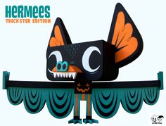 Hermees Trickster Edition by Gary Ham