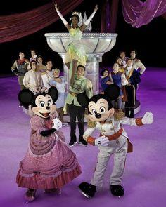 Disney Sur Glace - Minnie, Mickey et leurs amis