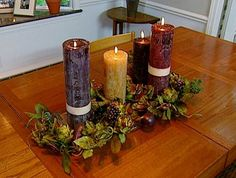THANKSGIVING DECOR | Thanksgiving Centerpiece Decoration