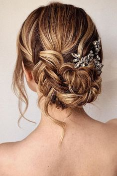 30 Wedding Hairstyles For Thin Hair: 2017 Collection