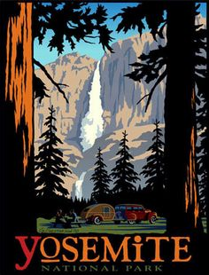 Yosemite #GreatWestTour