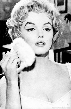 Marilyn Monroe in 'The Prince and the Showgirl', 1957.