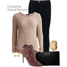 """Valentino Rockstud Shoes #1"" by yolandi-barnard on Polyvore"