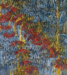 Thérèse Oulton 'Deposition', 1989 © Thérèse Oulton