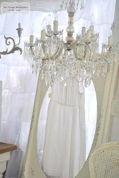 Pink Rosemary Vintage chandelier