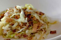 Try this quick and easy three ingredient meal for an easy dinner, Buttery Bacon and Cabbage Stir Fry will satisfy the taste buds and hit the spot with its high-fat content, full on flavor and Low Carb goodness.