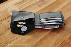 Minimal wallet mens leather wallets thin leather wallet slim wallets coin pocket wallets men leather wallets travel wallet coin purse wallet