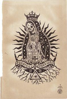 DIA DE LOS MUERTOS ☠~Santa Muerte