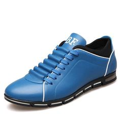Hollow Out Breathable Summer Split Leather Casual Shoes Men Lovers Couple Flat Loafer Shoes,103 Blue,6.5