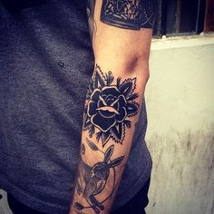 floral | Tatspiration.com - Your home for discovering tattoo ideas and tattoo inspiration.