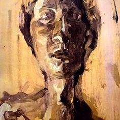 【yofukuro】さんのInstagramをピンしています。 《d.terazono practice oilpainting  #art#drawing#painting #portrait #portrait #man#paper#pastel #illustration #熊本#鹿児島#大阪#japanese#絵画#work#contemporary art#instaart#Kunst#Malerei#Zeichnung#sea#landscape#海#風景》