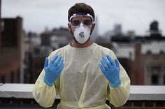 How To Dress For Ebola
